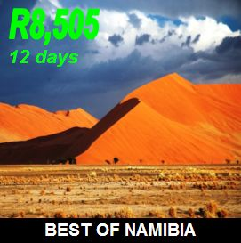 Special - Best-of-Namibia